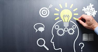Titelbild zum Arbeitsgebiet Innovation