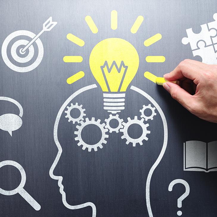 Titelbild Innovationsworkshops, Strategien, Fördermittel